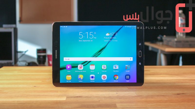 Galaxy Tab A 2017 رسميا في الاسواق مع المساعد الشخصي Bixby