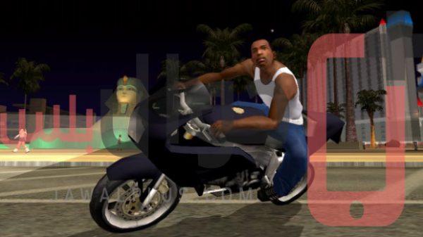 تحميل لعبة Grand Theft Auto San Andreas