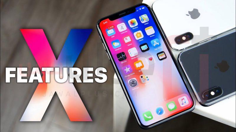 أفضل 3 مميزات في ايفون X لا تتواجد في غيره من جوال بلس Best 3 features in iPhone X
