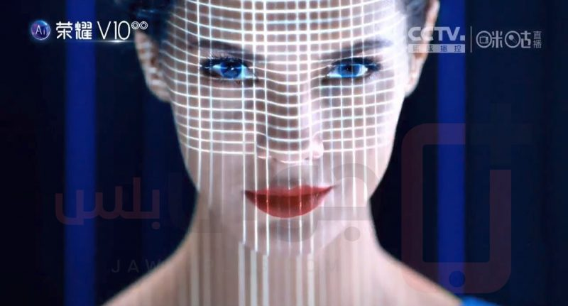 Huawei Honor تعلن اليوم عن تقنية Face ID بدقة 10 اضعاف الخاصة بأيفون Huawei Honor demos its own iPhone like Face ID & Animoji