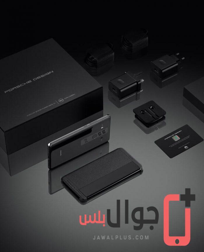 سعر هواوي ميت 10 بورش ديزاين في الدول العربية