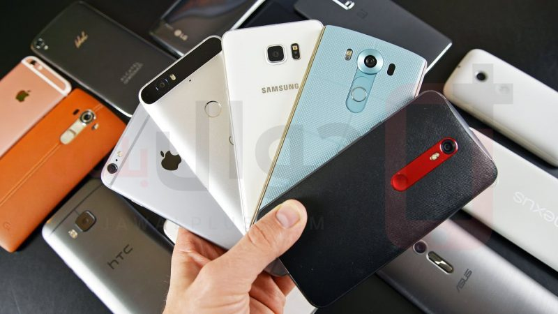 أفضل 5 موبايلات أندرويد في العالم حاليا من جوال بلس Top 5 Android Phones