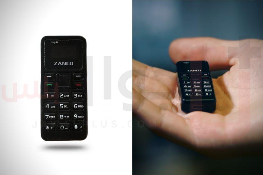 عيوب ومميزات Zanco tiny t1