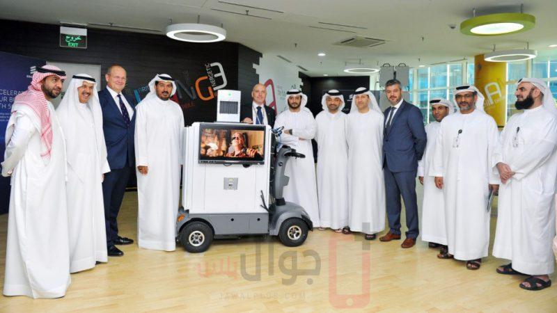 اتصالات تصبح اول شركة توفر خدمات الجيل الخامس في المنطقة العربية etisalat 5g