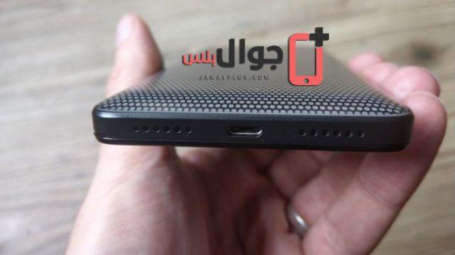 الاطار السفلي لجوال Alcatel A5 LED