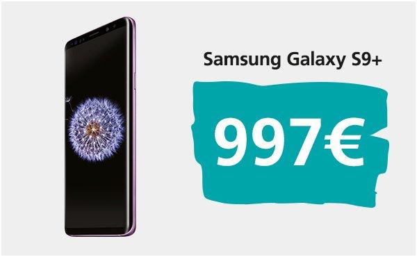 سعر Galaxy S9 بلس