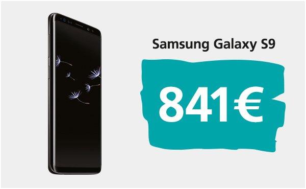 سعر جالاكسي S9