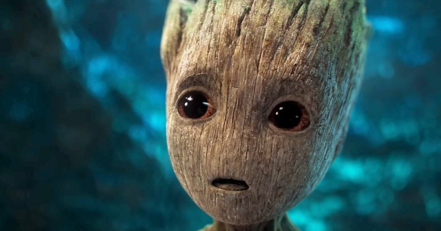 Guardian of the Galaxy groot
