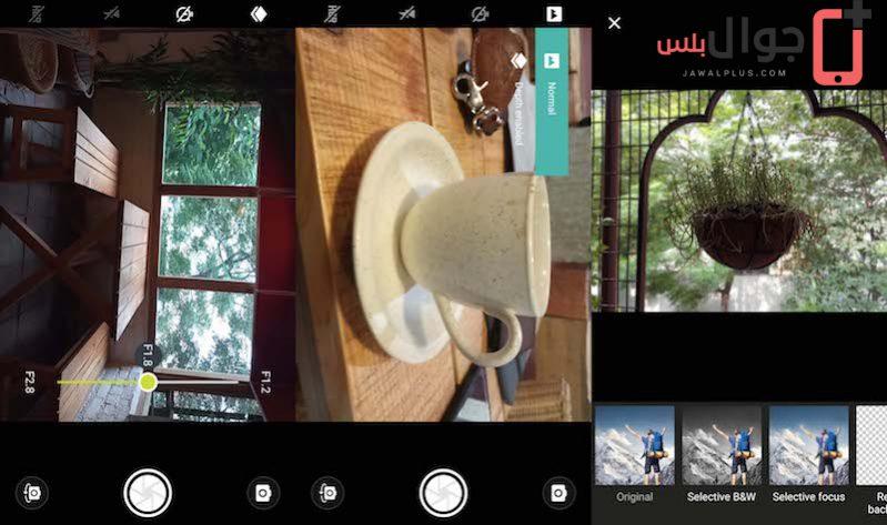 كاميرا Lenovo K8 Note