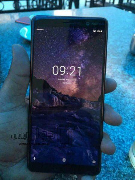 تسريبات جوال Nokia 7 Plus
