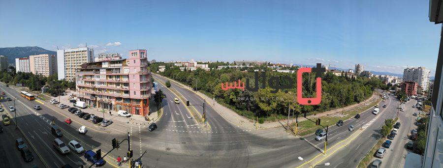 صورة بانوراما ملتقطة نهارا من كاميرا نوكيا 8