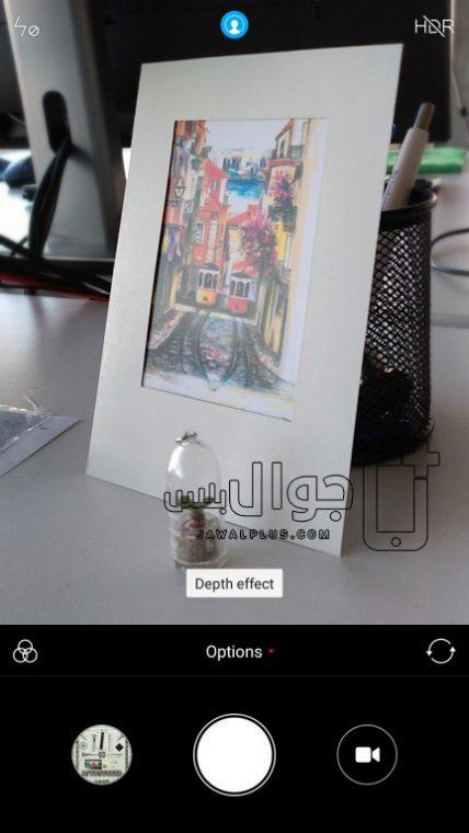 اداء الكاميرا في Xiaomi Mi A1