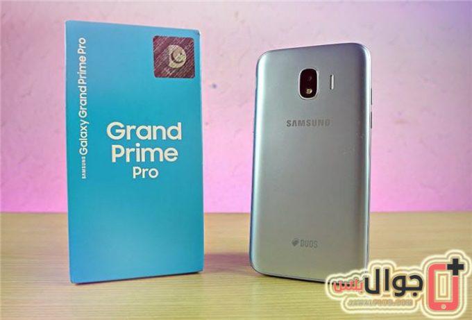 Galaxy J2 Pro 2018 box