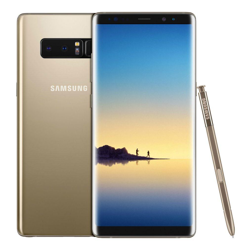 8 Samsung Galaxy Note