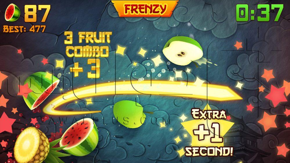 تحميل لعبة Fruit Ninja للأندرويد