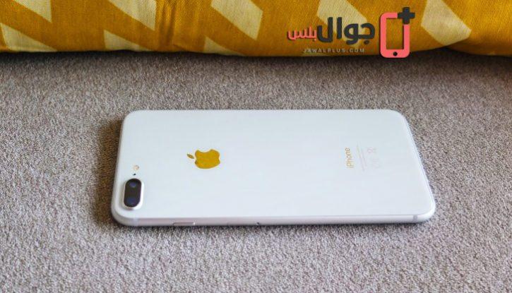 واجهة Iphone 8 Plus الخلفية