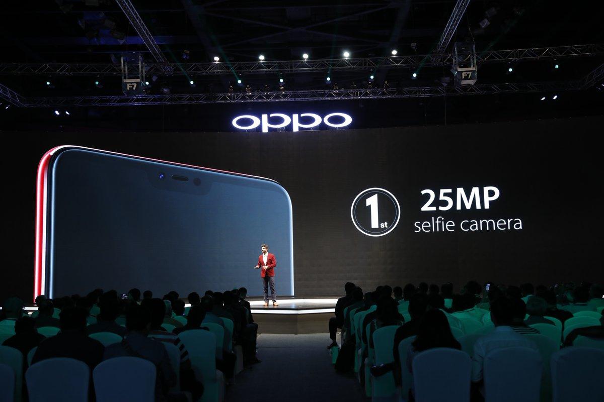 سعر Oppo F7 في دبي