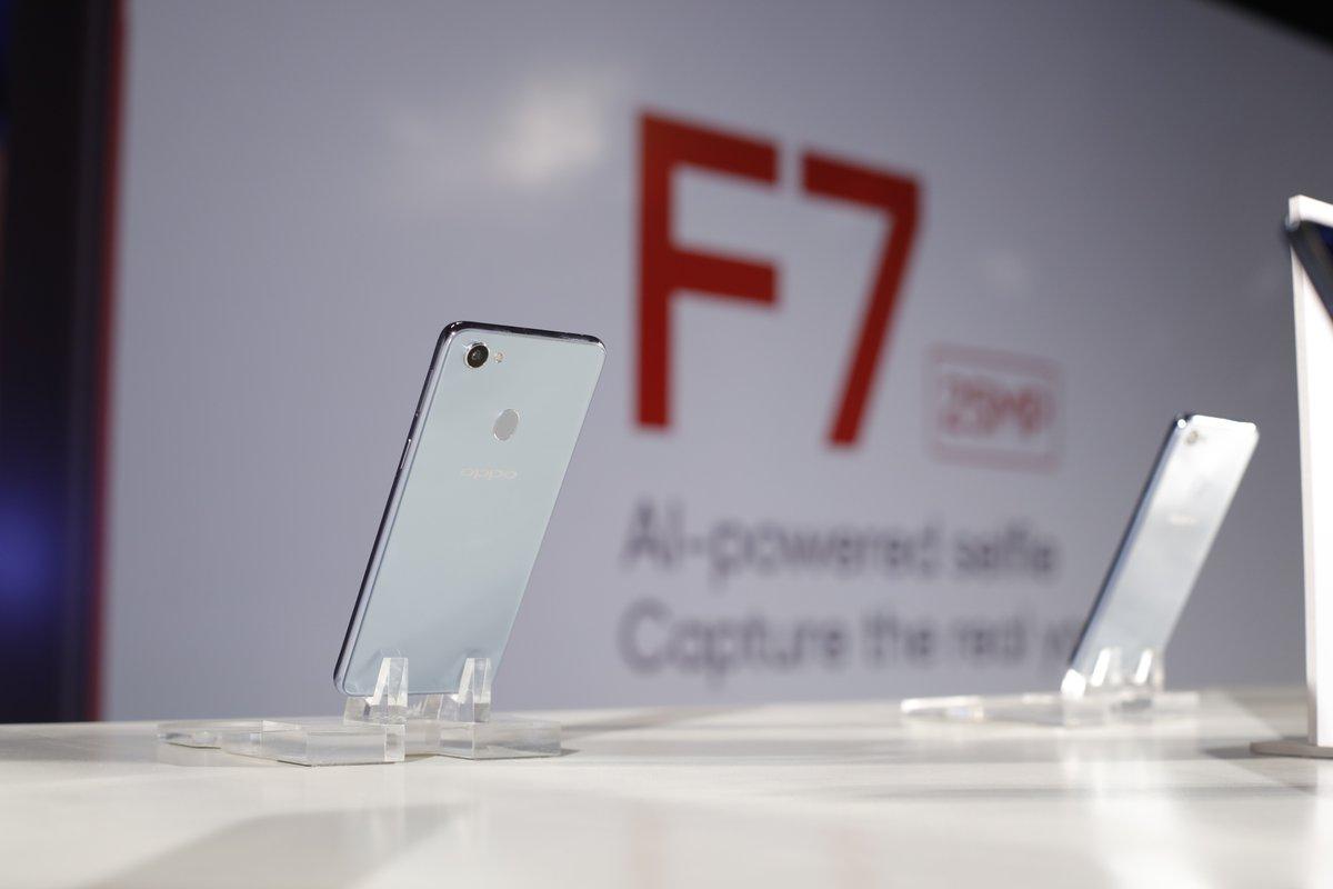 سعر Oppo F7