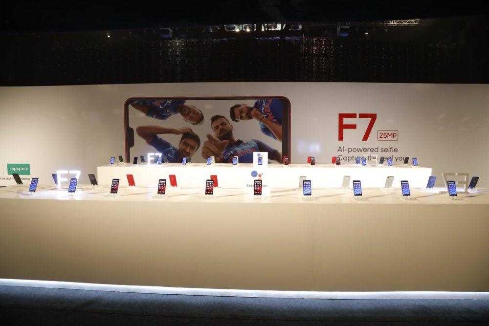 سعر Oppo F7 في الكويت
