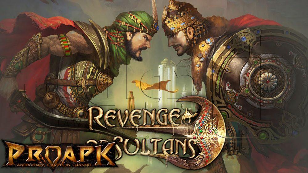 تحميل لعبة انتقام السلاطين - Revenge Of Sultans For Ios
