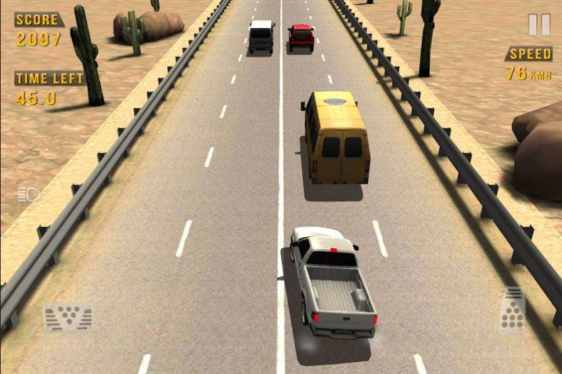 تحميل Traffic Racer مجانا