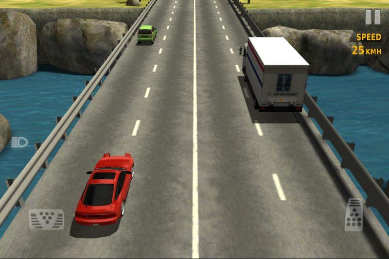 تحميل Traffic Racer للايفون
