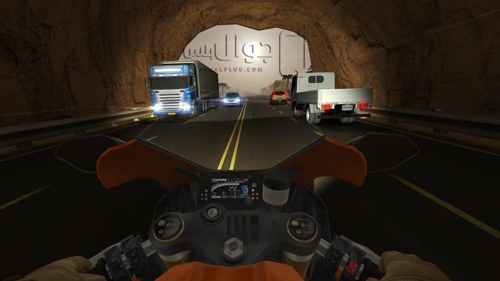 تحميل Traffic Rider apk برابط مباشر
