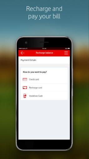 تحميل Ana Vodafone للايفون