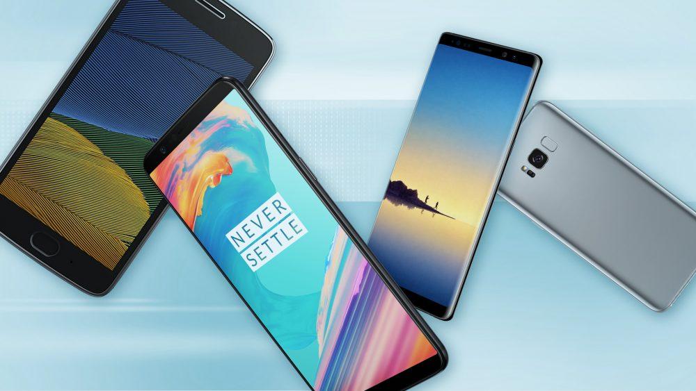 أفضل موبايلات اندرويد 2018 بشريحة اتصال مزدوجة - BEST ANDROID MOBILES 2018