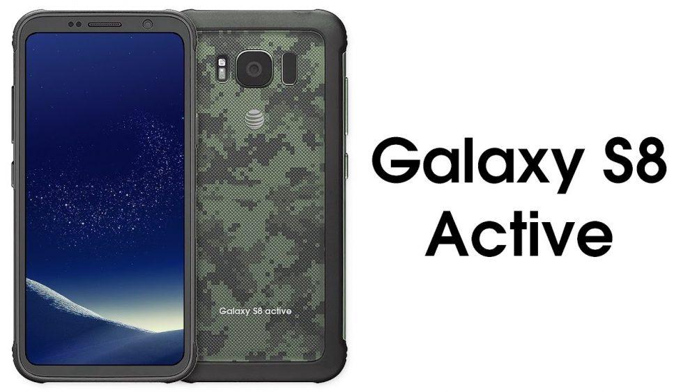 جالاكسي اس 8 اكتيف - Galaxy S8 Active