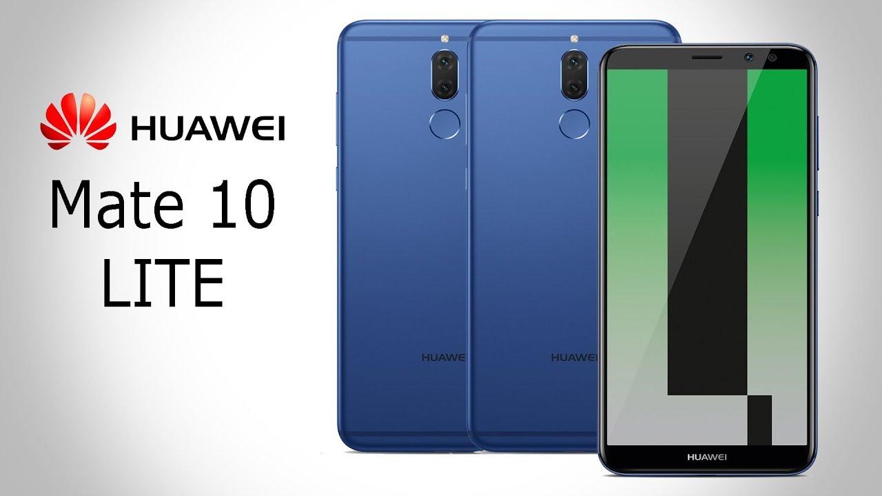 7c7225644 سعر ومواصفات هواوي ميت 10 لايت - Huawei Mate 10 Lite - جوال بلس