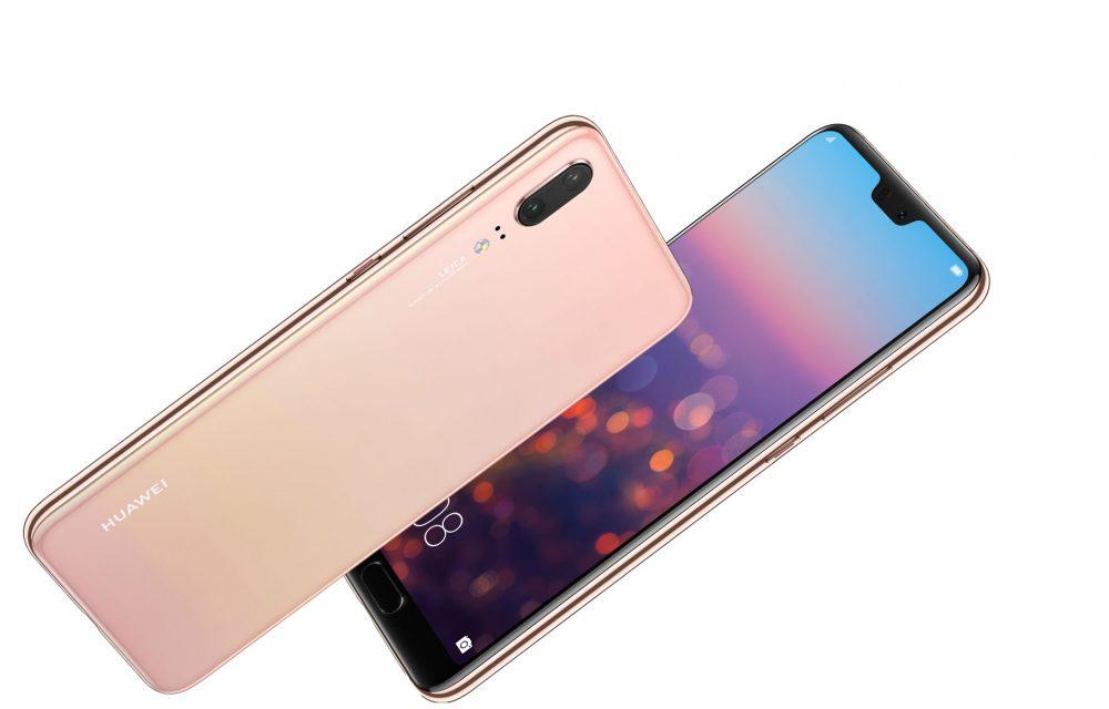 هواوي توفر لمستخدمي موبايل هواوي بي 20 إمكانية إخفاء النتوء - Huawei P20