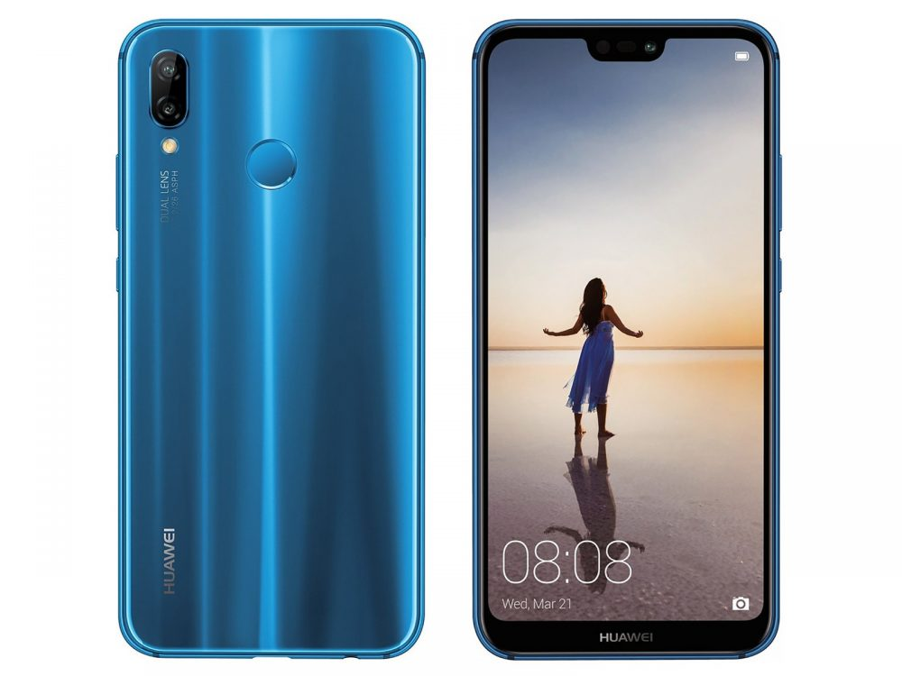 مميزات وعيوب Huawei P20 lite