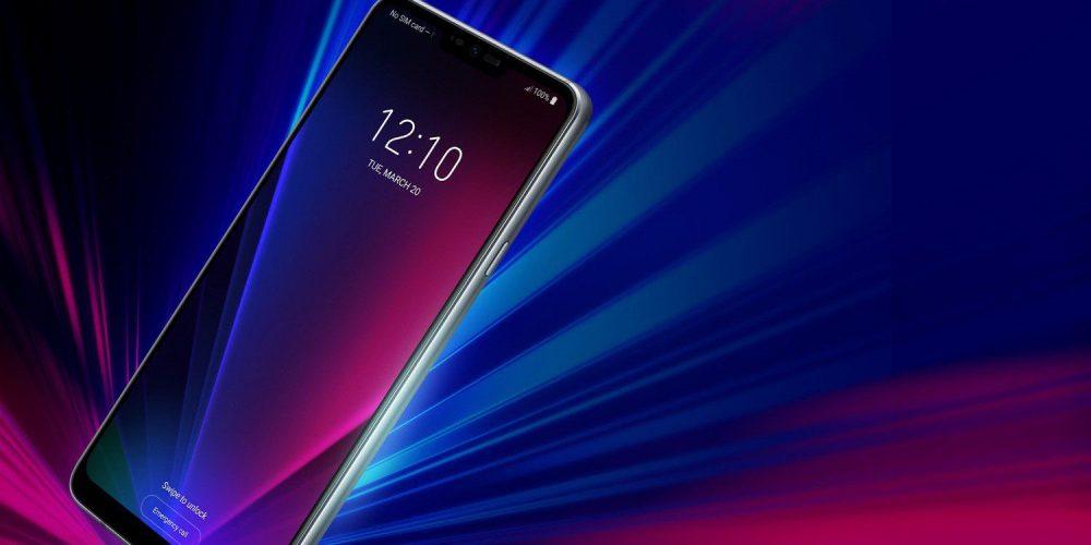 احدث تسريبات موبايل LG G7 ThinQ المقبل