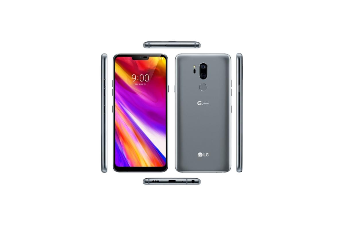 جوال LG G7 ThinQ سيأتي مع شاشة فائقة الوضوح