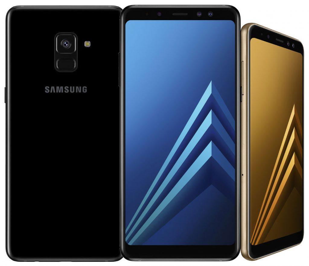 سعر ومواصفات سامسونج جالاكسي ايه 8 2018 - Samsung Galaxy A8 2018 - جوال بلس