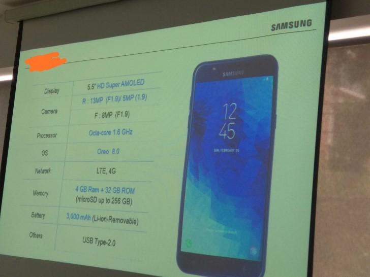 Samsung Galaxy J7 Duo specs
