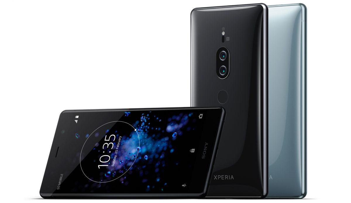 مميزات Sony Xperia XZ2 Premium
