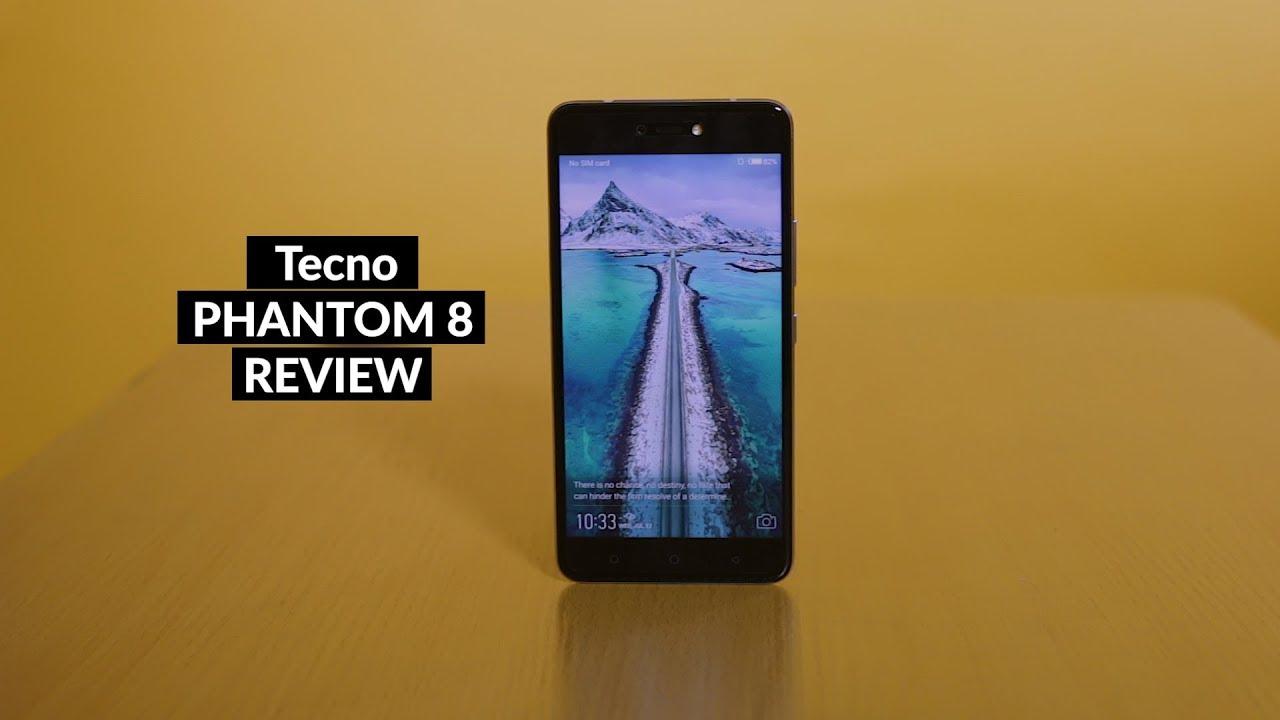مراجعة تكنو فانتوم 8 من جوال بلس - tecno phantom 8 review