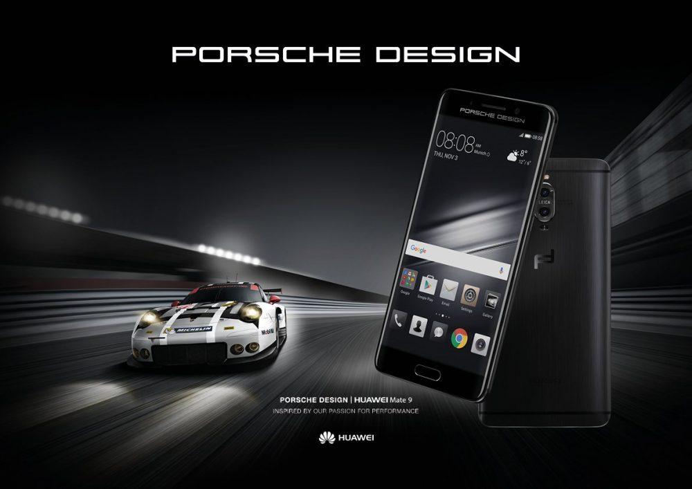 سعر ومواصفات Huawei Mate 9 Porsche Design