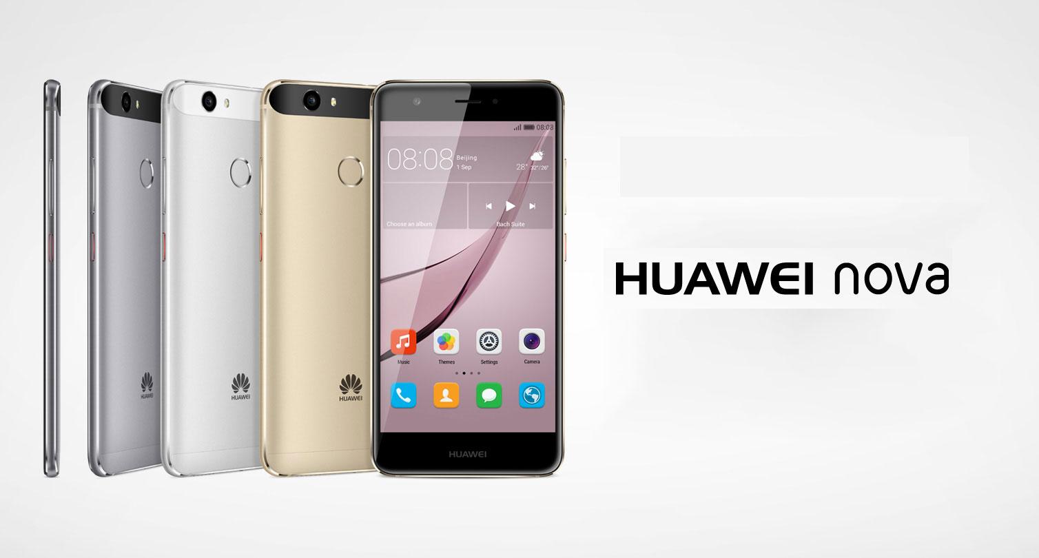 سعر ومواصفات Huawei nova