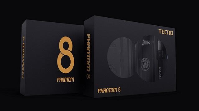 موبايل Tecno Phantom 8