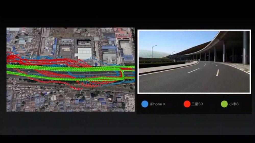 تقنية ملاحة GPS ثنائية التردد التي توفر دقة فضلى في التتبع