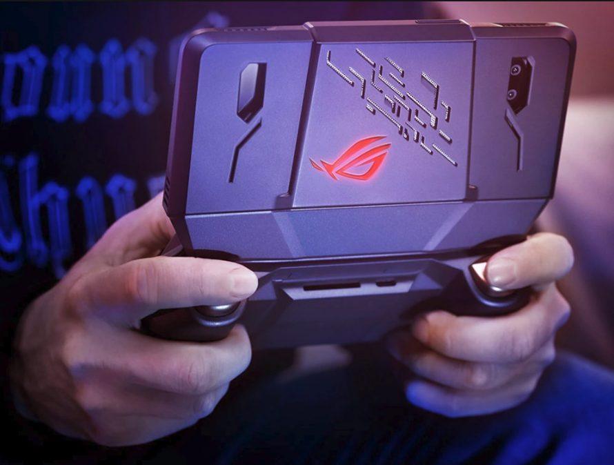 أسوس تكشف النقاب عن اسوس روج فون أقوى جوال ألعاب على الإطلاق مع مزايا ثورية
