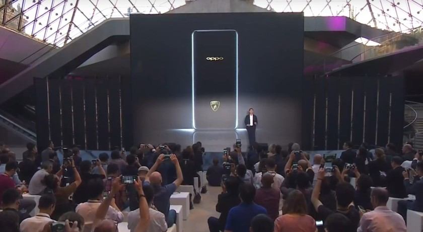أوبو تكشف عن موبايل اوبو فايند X لامبورغيني بسعر 2000 دولار