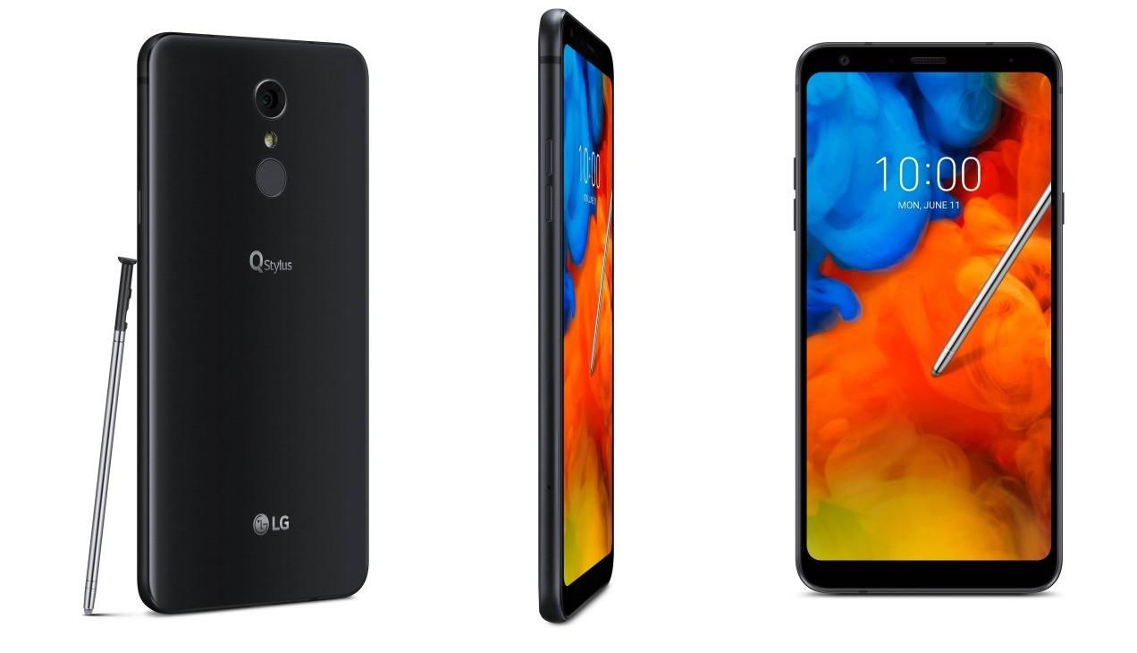 إل جي تكشف عن جوال LG Q Stylus مع مواصفات متوسطة وقلم إلكتروني