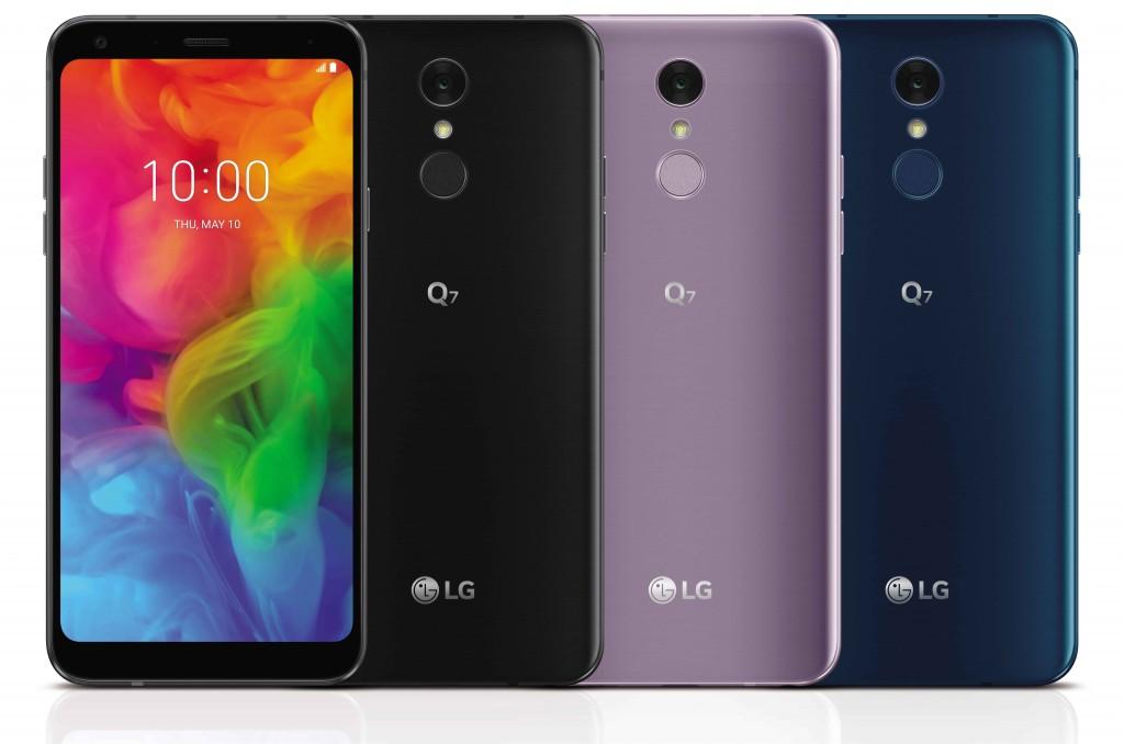 سعر LG Q7