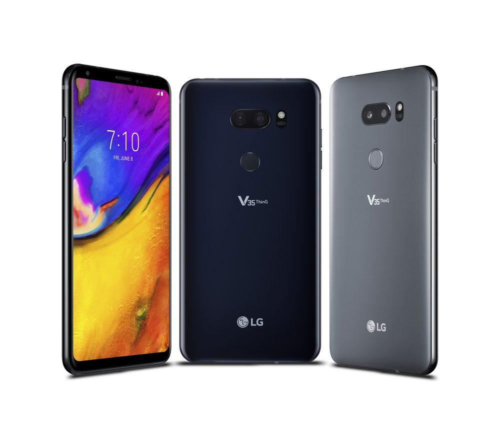 مواصفات LG V35 ThinQ