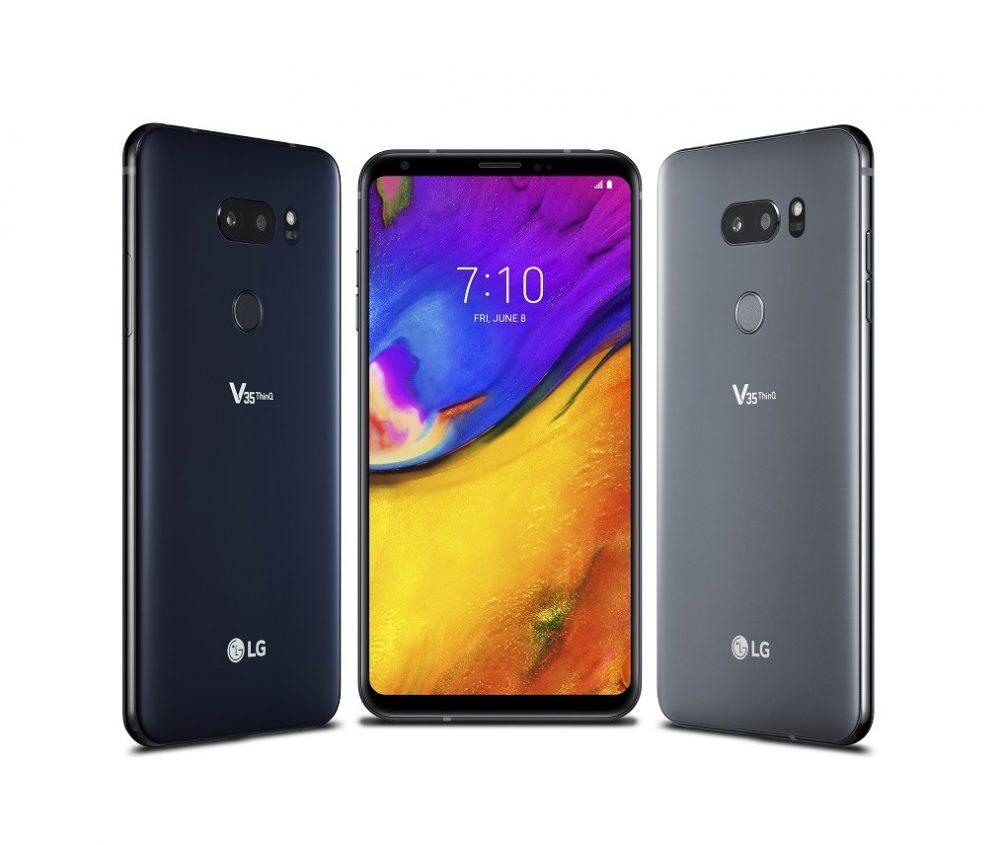 عيوب LG V35 ThinQ