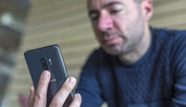 عيوب Galaxy S9 Plus
